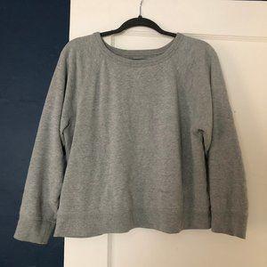 Grey Everlane Sweatshirt